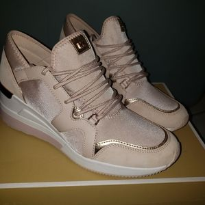 Michael Kors  Liv Trainer Mesh Sneakers